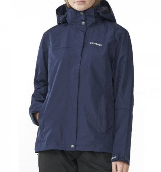 Tenson Monitor W Jacket Blauw